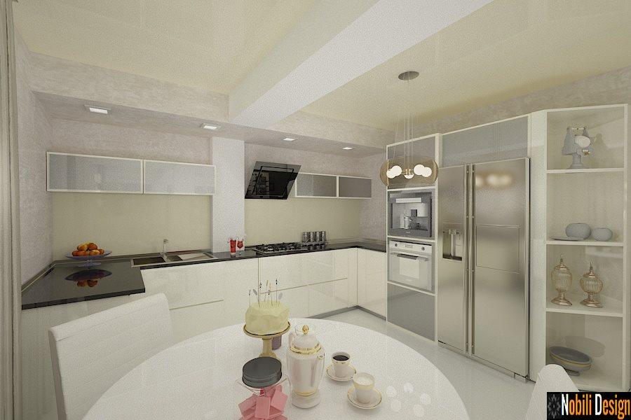 Amenajari interioare living modern mobilier modern for Interioare case moderne