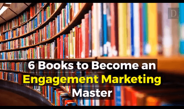 6 Must-Read Engagement Marketing Books