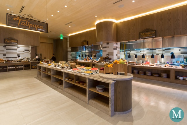 Kusina Sea Kitchens at Hilton Manila
