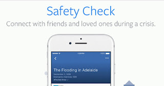 Terjadi Bencana Tsunami Banten, Facebook Siap Aktifkan Safety Check