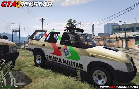 Blazer PMSC e PPTSC - Santa Catarina para GTA V