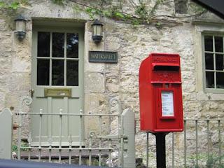 Watersweet Post Box.