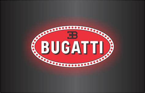 Bugatti Logo Wallpaper