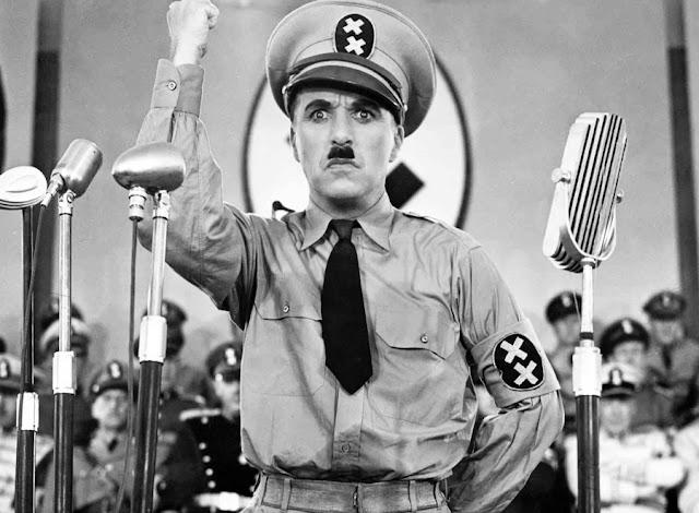 el gran dictador charlie chaplin