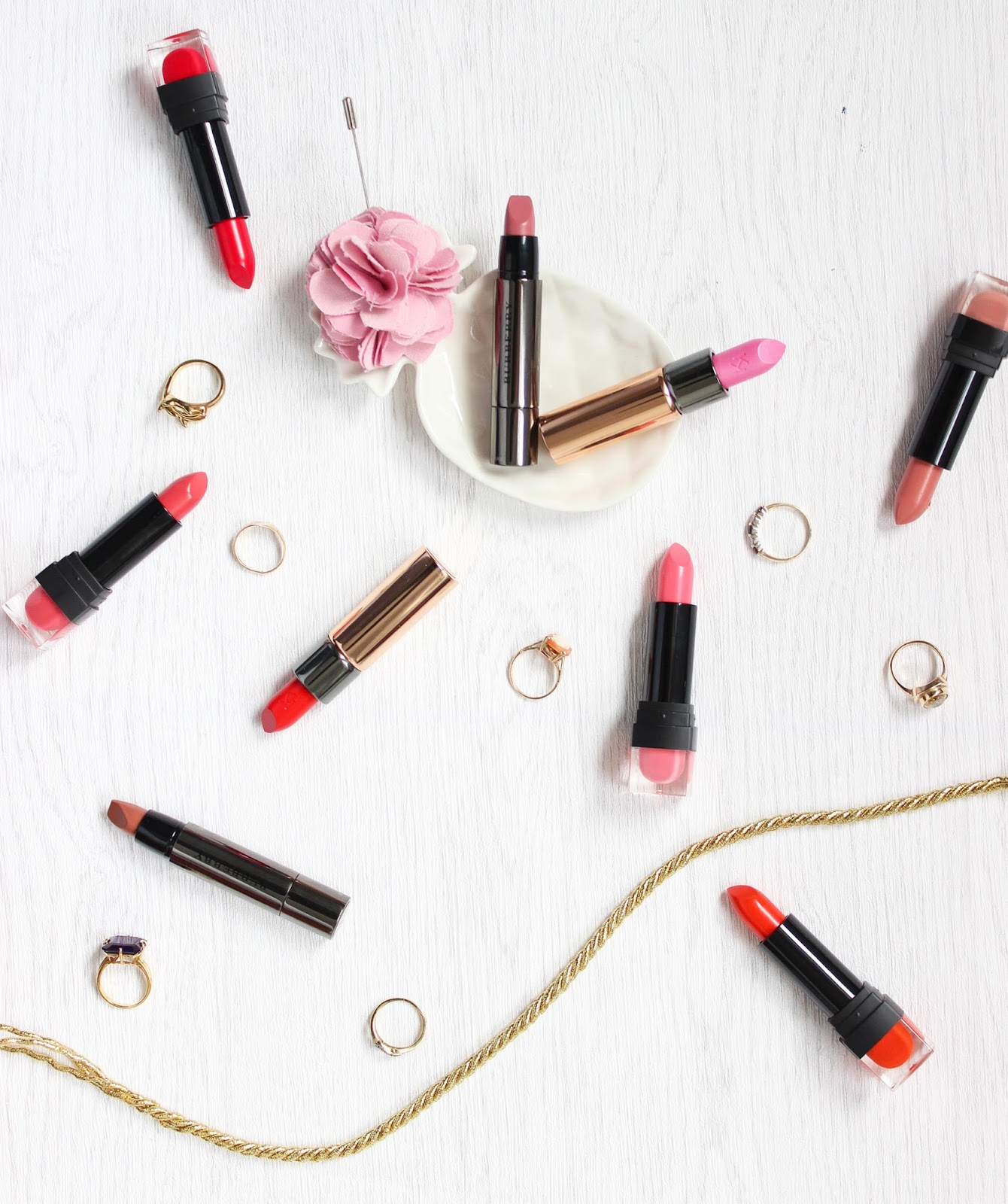 3 spring lipstick launches from Burberry, Kiko and Sleek