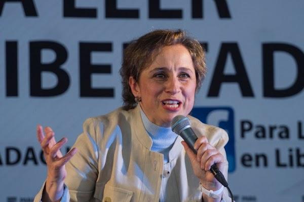 Carmen Aristeui Lanza  iniciativa para que desparezcan TODOS LOS partidos políticos en México ¿Estas de acuerdo?