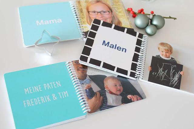 Innenseiten Weihnachtsgeschenke Geschenkidee Kleine Prints Fotogeschenke fuer Kinder und Eltern Jules kleines Freudenhaus
