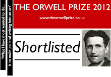 The Orwell Prize 2012
