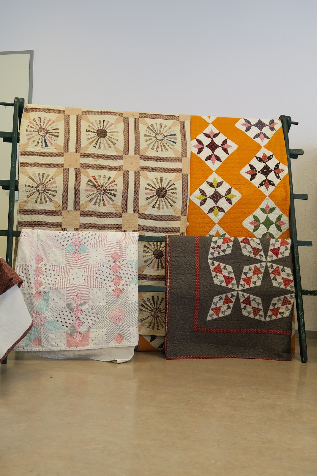 Oh Oh Quilts A Day With Linda Collins