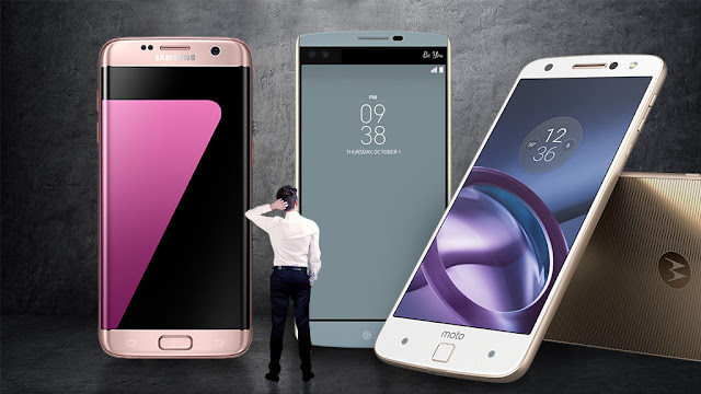 XXL Smartphone: The best Phablets from 5.5 inches