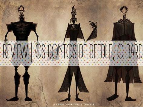 | Review | Os Contos de Beedle, O Bardo de J.K.Rowling