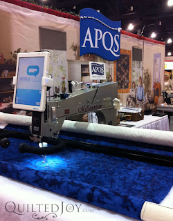 SOLD! Used 2013 APQS George For Sale - : quilting machines for sale - Adamdwight.com