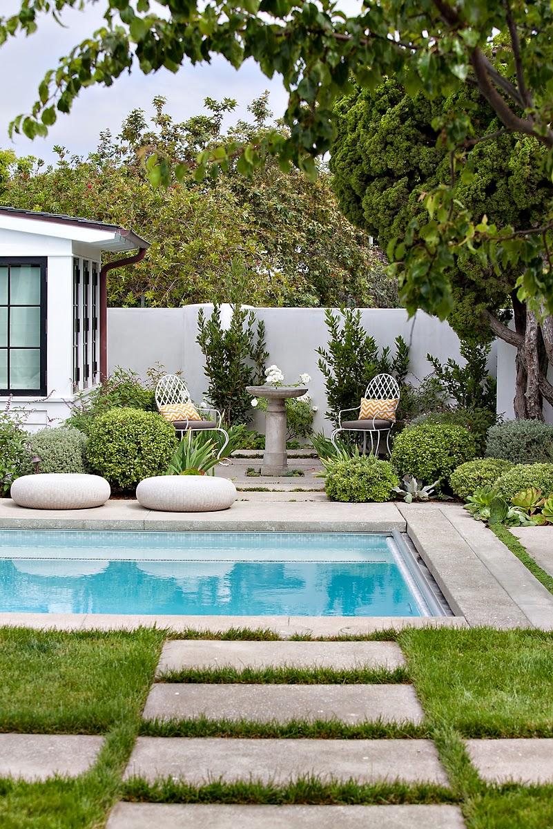 Ciao! Newport Beach: Molly Wood Garden Design