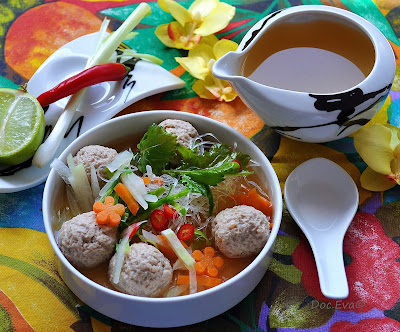 Indonesische Suppe