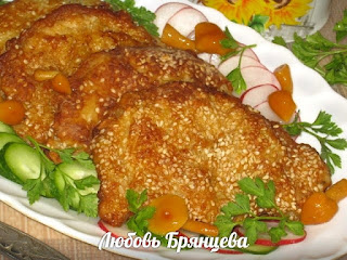 рецепт приготовления отбивных из свинины