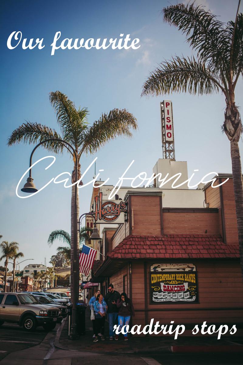 Our favourite California roadtrip stops