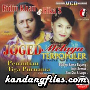 Bidin Khan & Rika Sumalia - Penantian Tiga Purnama (Full Album)