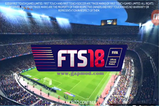 Update Transfers FTS 18 HD by Ebay Hendry Mod Apk Obb+Data Download