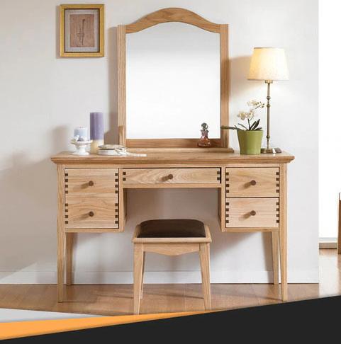 gambar meja rias modern minimalis ukuran kecil untuk kamar