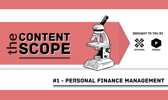 The Content Scope Personal Finance Management