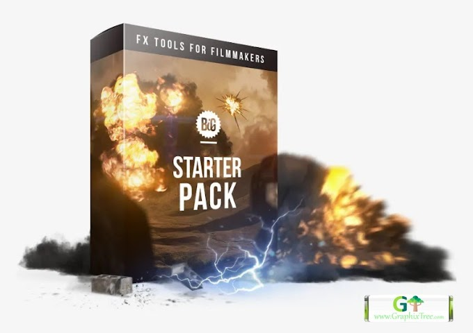VfxCentral – Big Vfx Starter Pack – Blockbuster FX pack