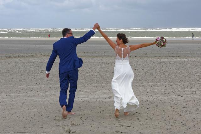 Hochzeitsfotografie auf Langeoog