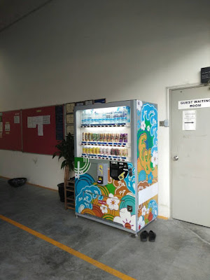 adamo vending machine