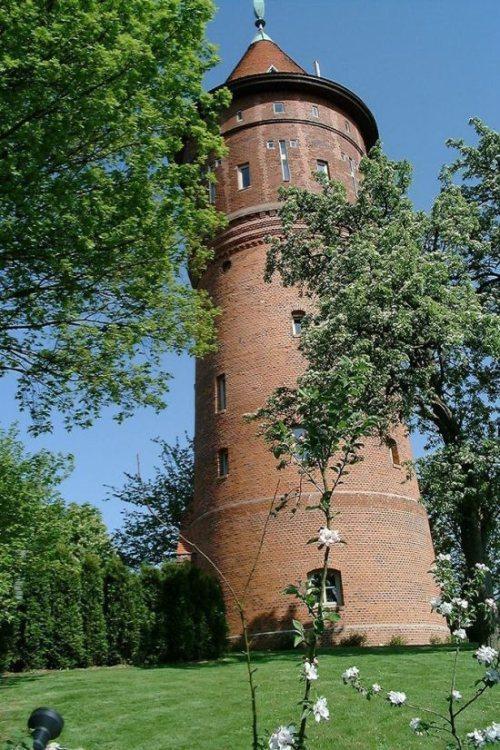 Lüks Su Kulesi