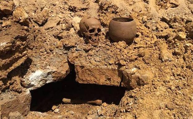 Chalcolithic tomb found in southern Spain