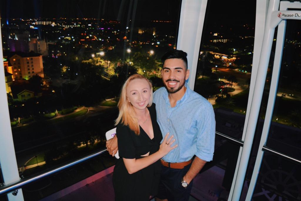 What I Wore: Orlando, FL