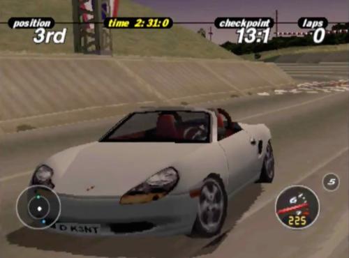 Porsche Challenge PSX