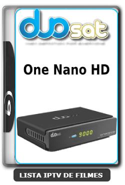 Duosat One Nano HD Nova Atualização Resolvido problema VOD V5.5 - 04-06-2020