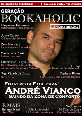 2e8f754f03 Estante da Ana  Super novidade  Revista digital Geração Bookaholic