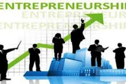 Definisi Entrepreneurship dan Perannya Dalam Negara
