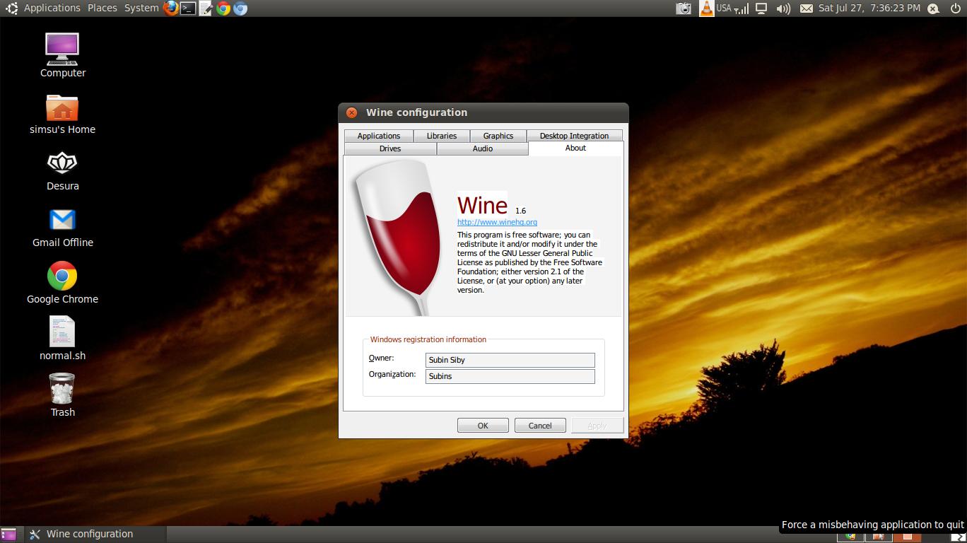 wine pour ubuntu 10.04