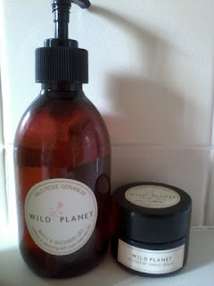 Wild Planet Shower Gel and Hand Balm