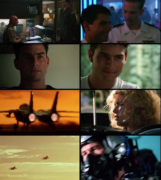 Top Gun 1986 Dual Audio Hindi 720p BluRay