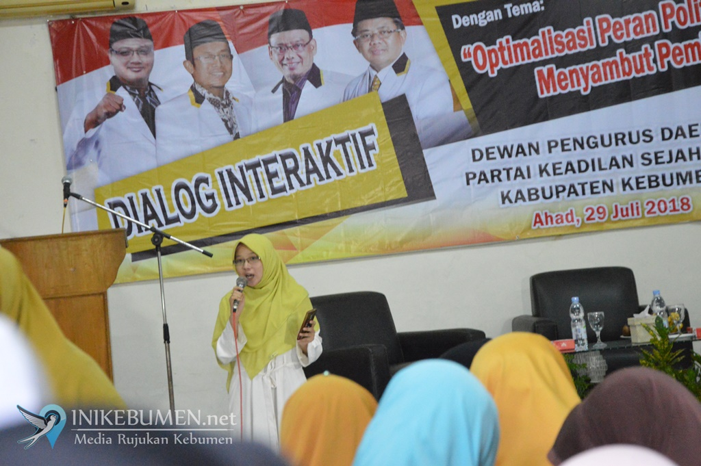 Pemilu 2019, PKS Kebumen Opitmis Raih Tujuh Kursi DPRD