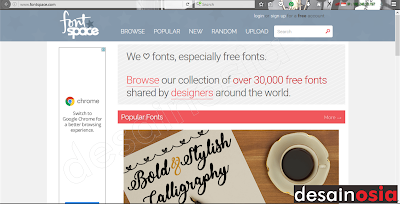 art font design