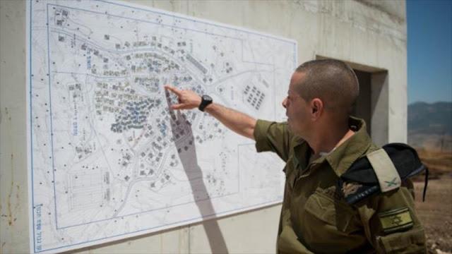 """Israel crea """"ciudad simulada libanesa"""" para combatir a Hezbolá"""