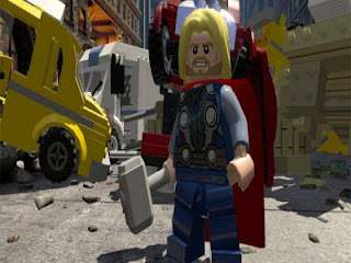 Lego Marvel's Avengers Free Download Full Version PC Game