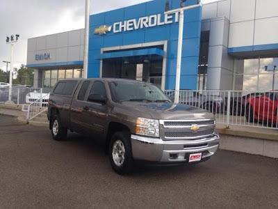 2013 Chevy Silverado 1500 CPO for sale near Denver