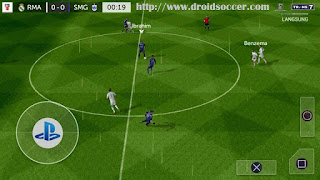 Download FTS Mod PES 2018 by Yoga Android