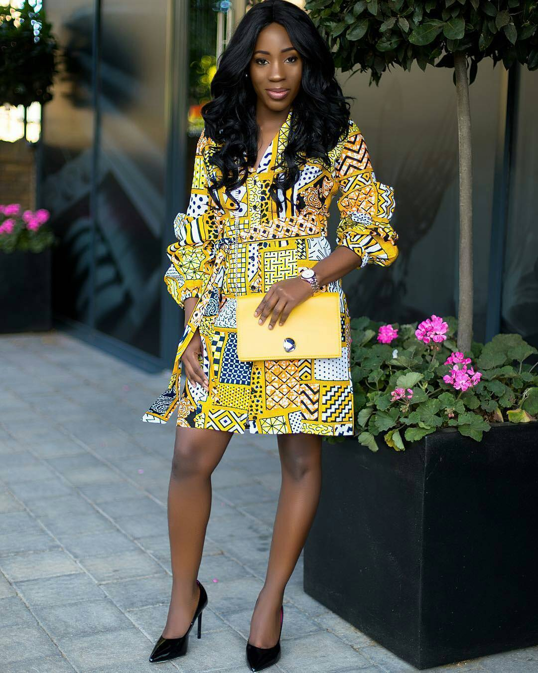 Latest Ankara Styles 2018 For Trendy And Fashionable Women