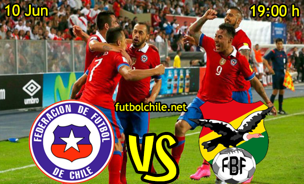 VER STREAM YOUTUBE RESULTADO EN VIVO, ONLINE: Chile vs Bolivia