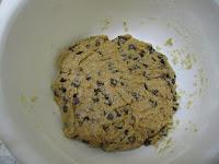 Pâte de cookies aux pépites de chocolat, recette de la box de Pandore