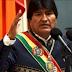 Presidente da Bolivia Evo Morales criminalizará a evangelização no País