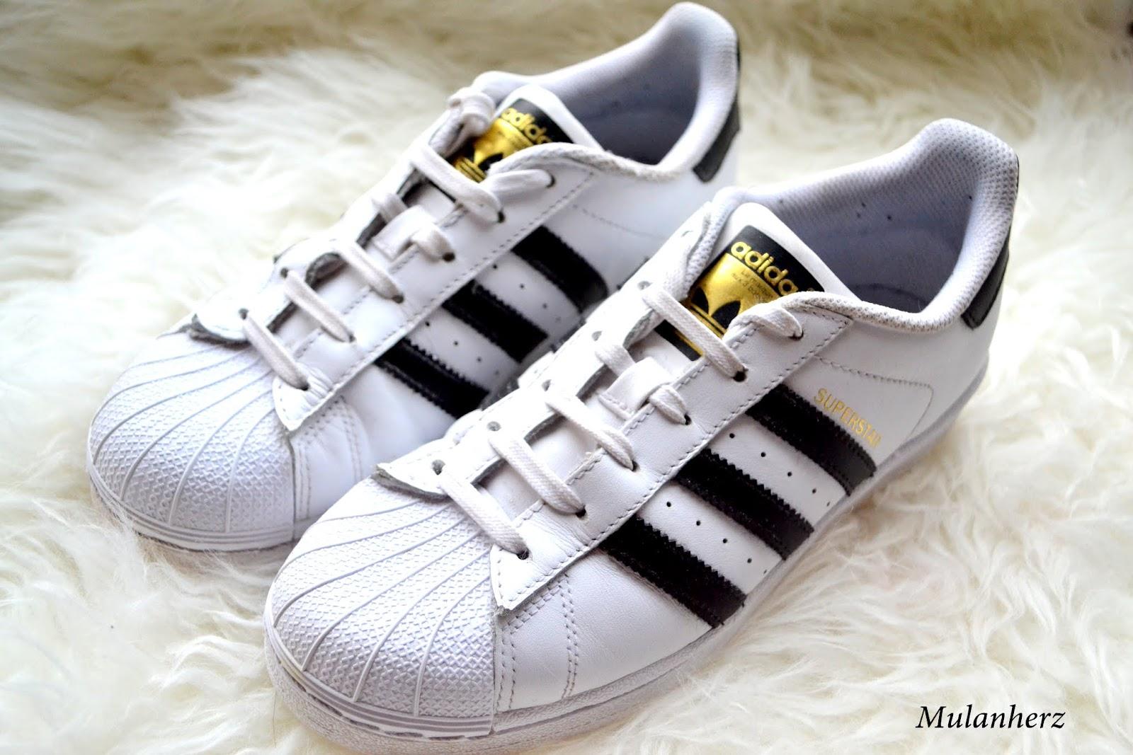 Mulanherz: #2 Hack: Weiße Schuhe wieder weiß kriegen
