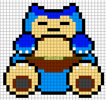Minecraft Pokemon Pixel Art Templates Minecraft Pixel Art