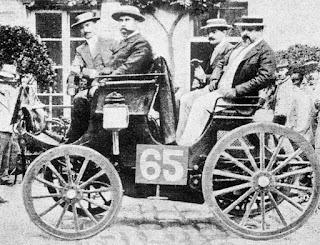winner of the race (1895)